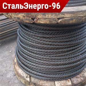 Канат стальной талевый ГОСТ 16853-88