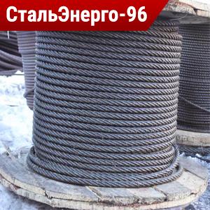 Канат одинарной свивки типа ТК ГОСТ 3063-80