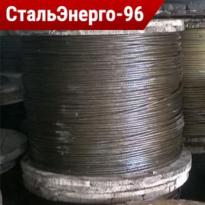 Канат стальной двойной свивки ГОСТ 7668-80